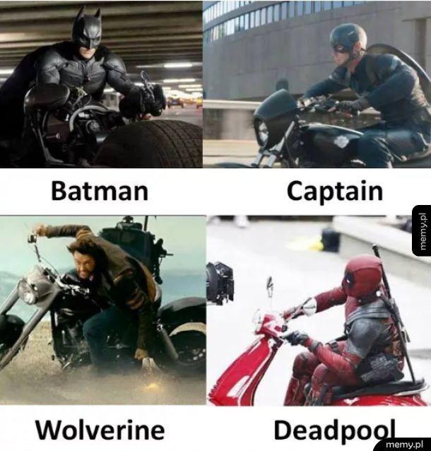 Deadpool jest najlepszy