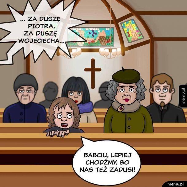 Kościelny suchar