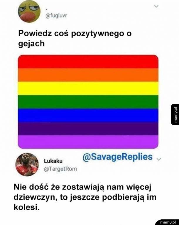 Pozytywnie o gejach