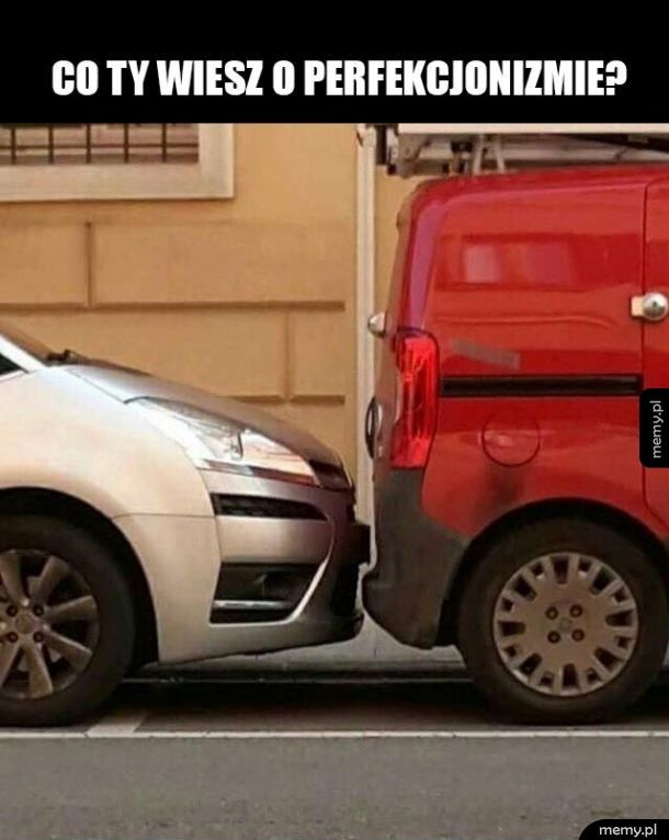 Mistr parkowania