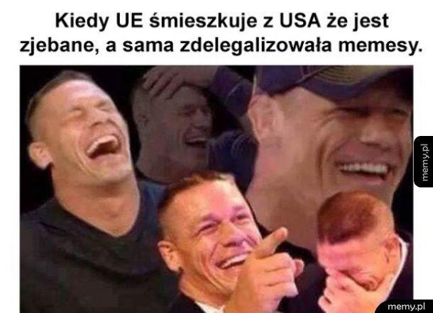 UE vs USA