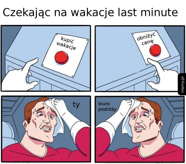 Wakacje last minute
