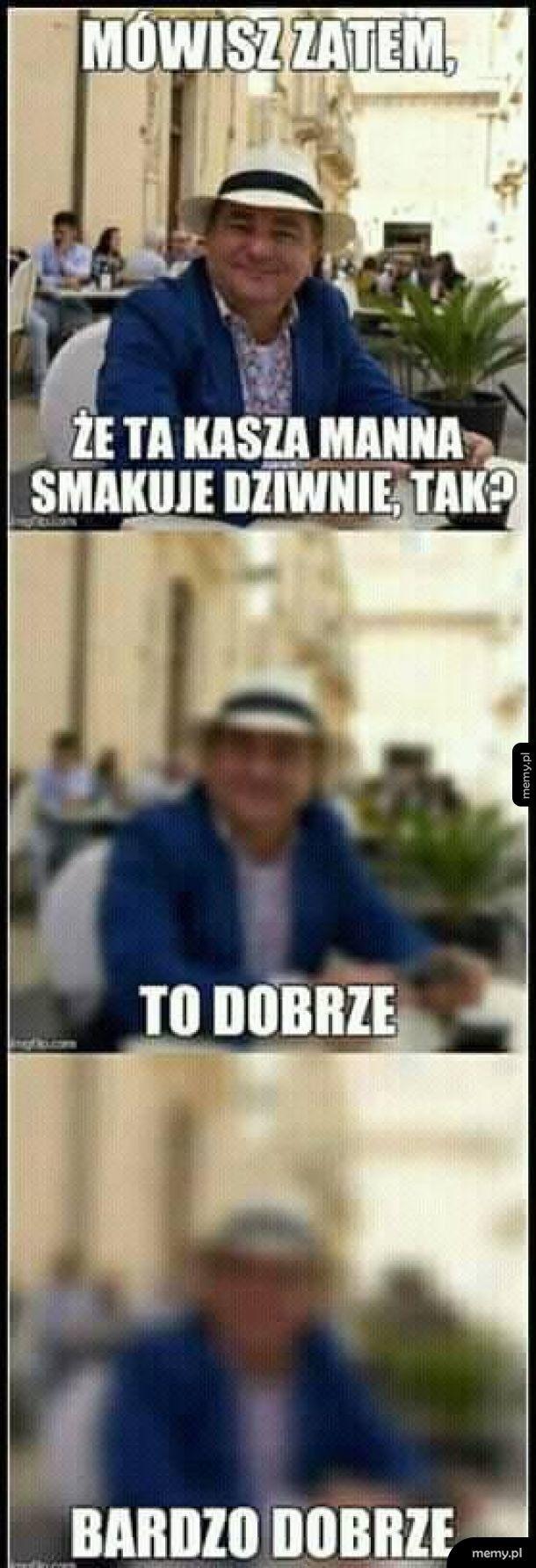 Pan Robert poleca
