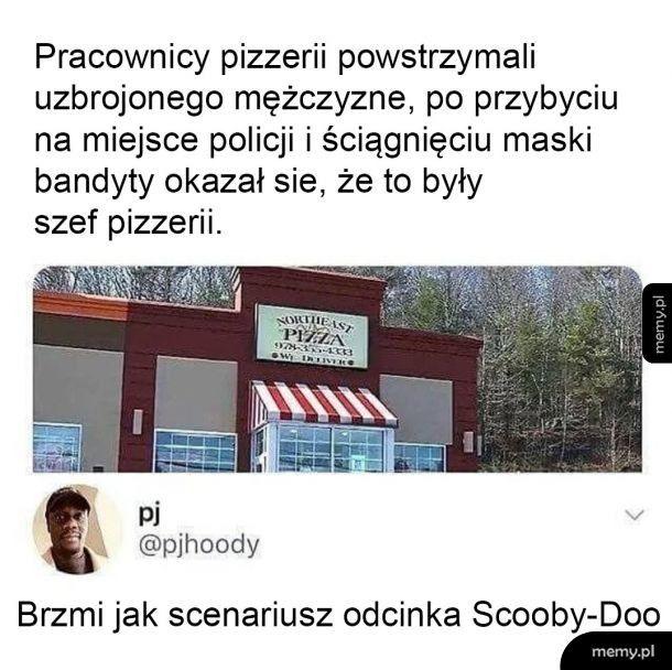 Historia rodem ze Scooby-doo