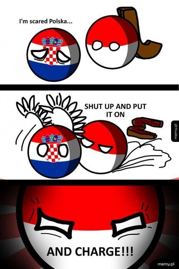Do boju Chorwacja!!!