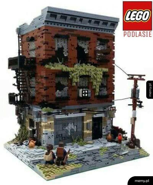Nowy zestaw od LEGO