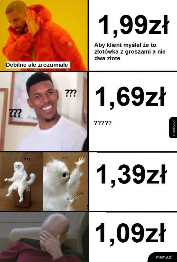 Ceny po polsku...