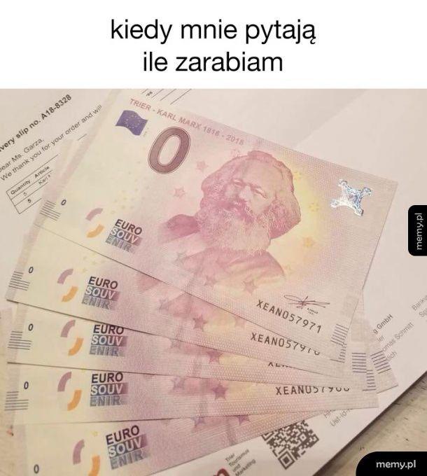 Ile zarabiasz