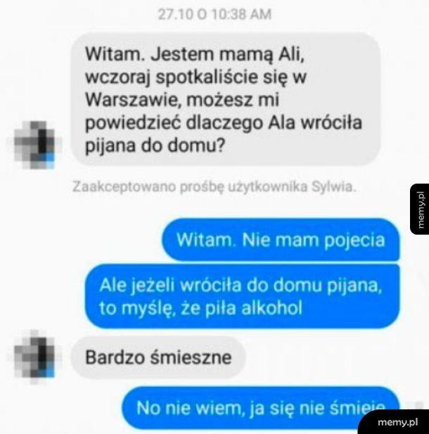 Spotkanie w Warszawie