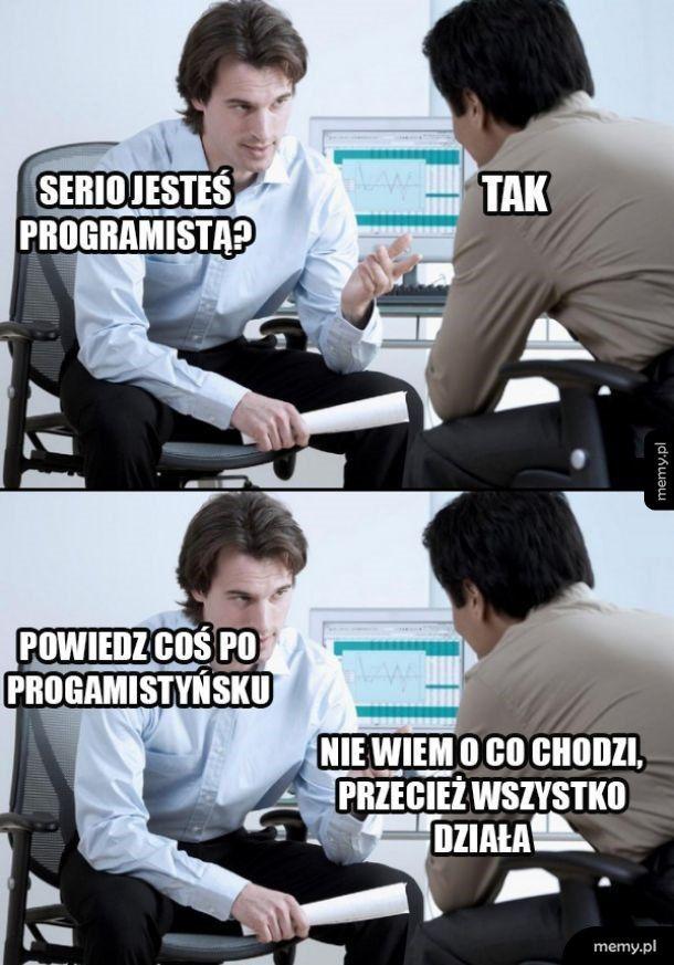 Język programisty