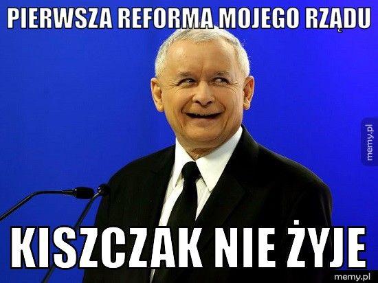 Pierwsza reforma