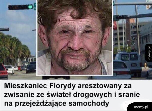 Dziwne aresztowanie