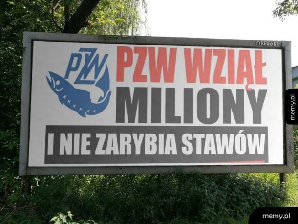 W nienawiści do Polskiego Związku Wędkarskiego, tak mnie wychowano