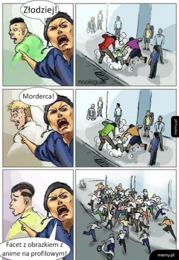 Zbrodnia!