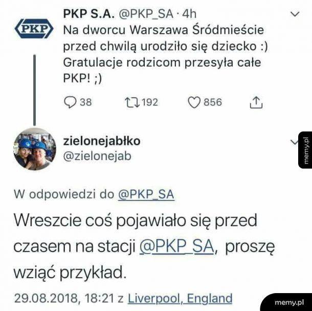 Brawo PKP!