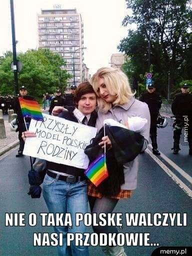 Model polskiej rodziny.