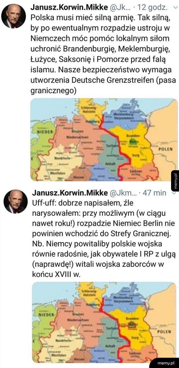 Co ten Janusz?