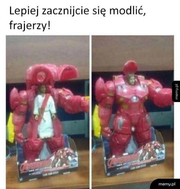 Iron Jesus