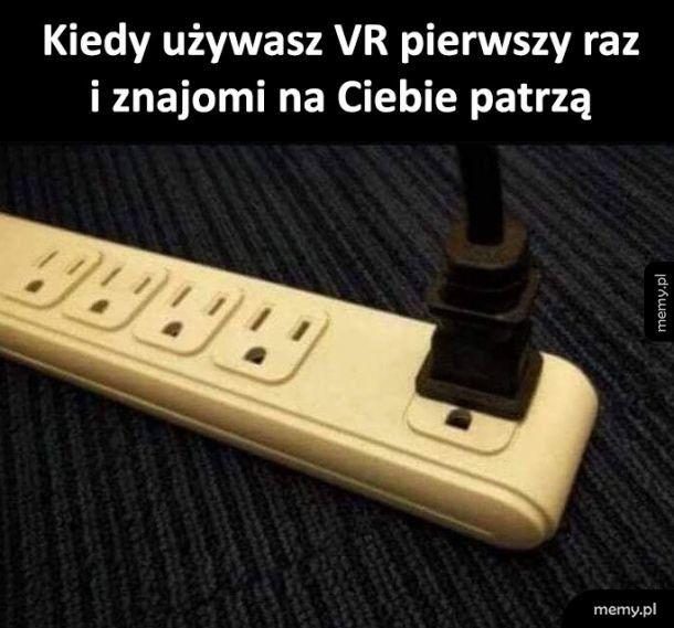 Zabawa VR