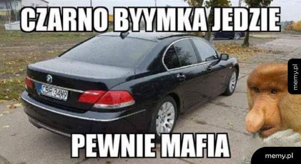 Czarna Beemka