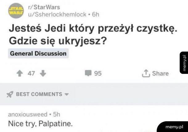 Jedi który przeżył