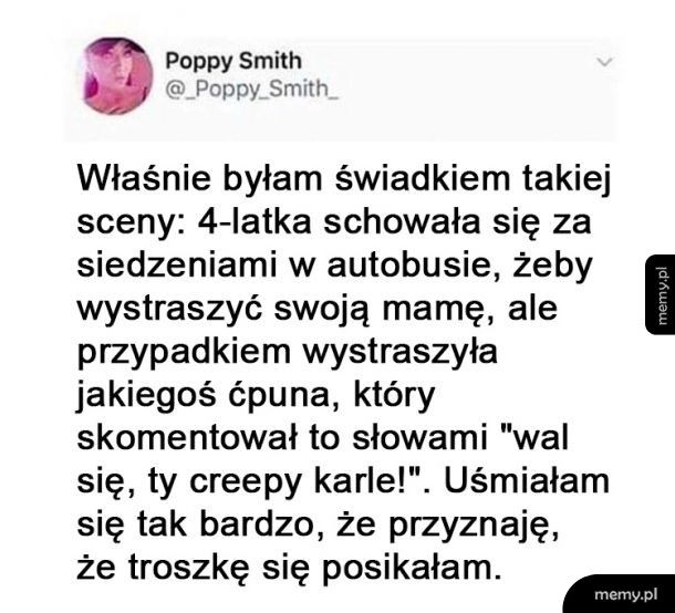 Creepy karzeł