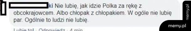 Polka i obcokrajowiec