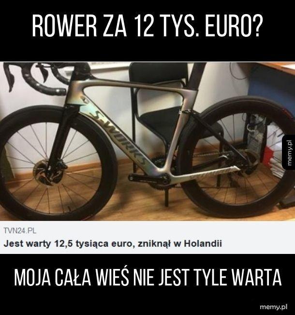 Drogi rower