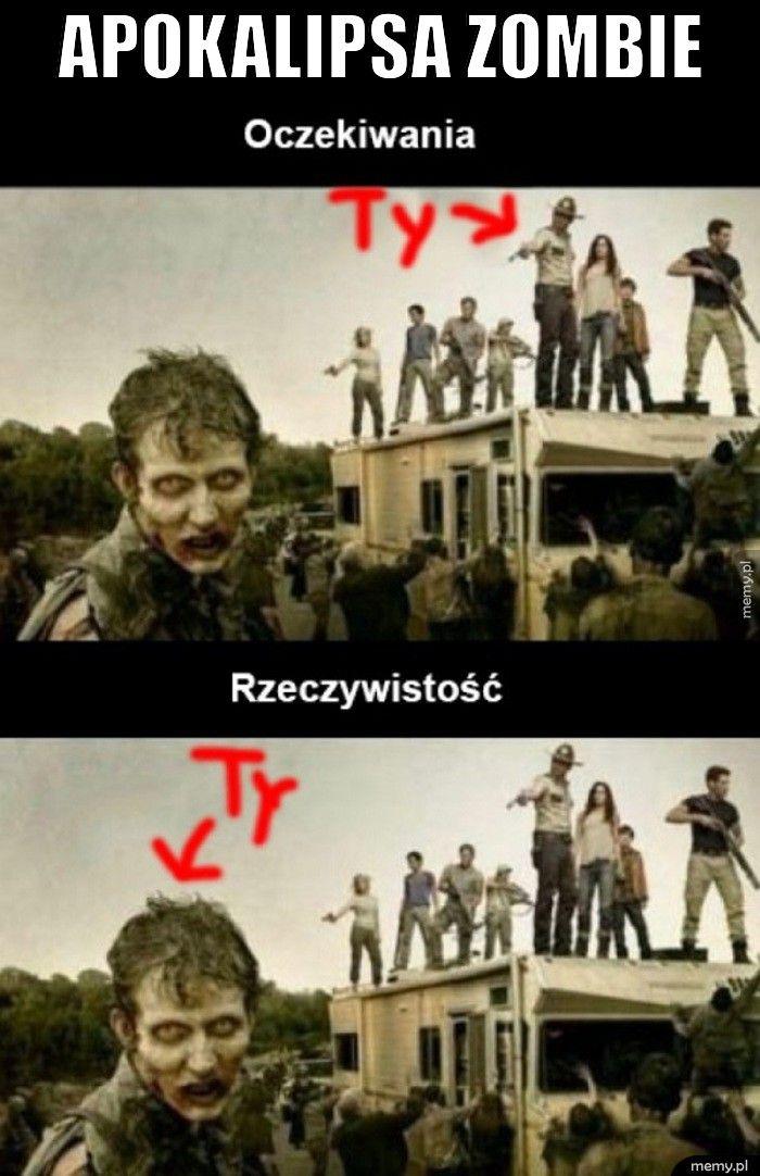 Apokalipsa zombie