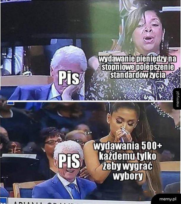 PiS taki jest