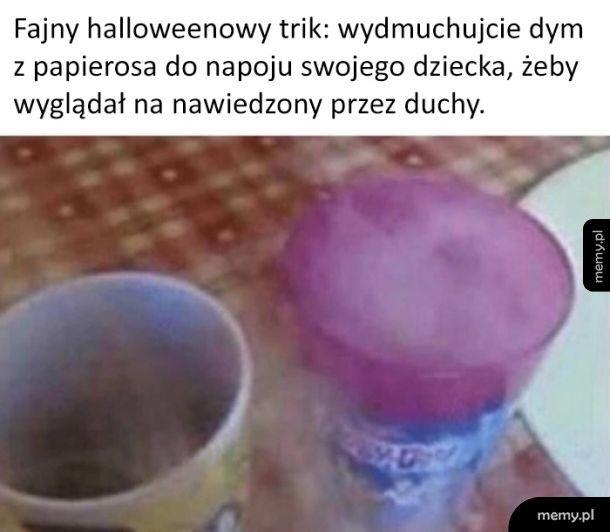 Wspaniała rada na Halloween