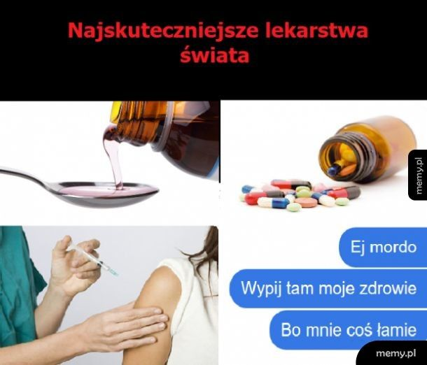 Najlepszy lek