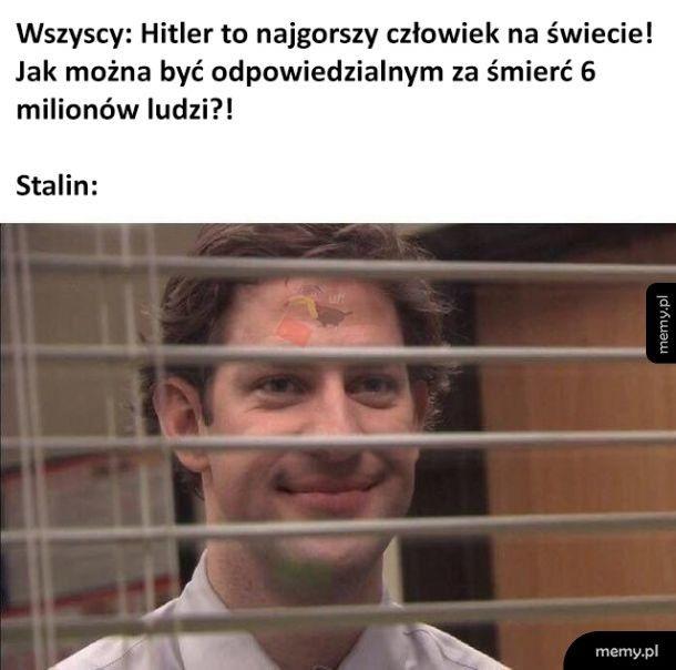 Stalin: potrzymaj mi piwo