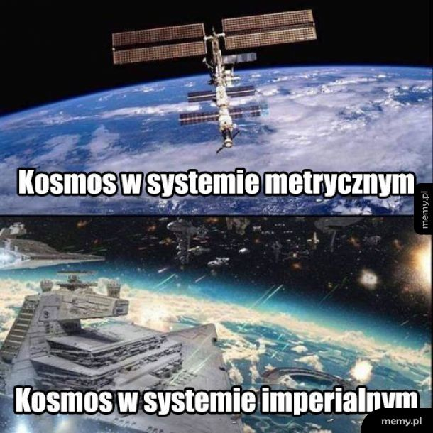 Kosmos w systemie imperialnym