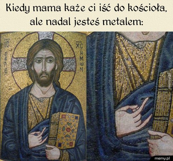 Kiedy mama każe Ci iść do kościoła