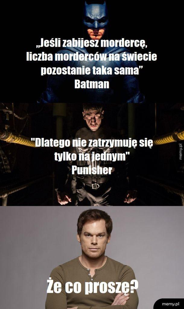 Batman vs ...