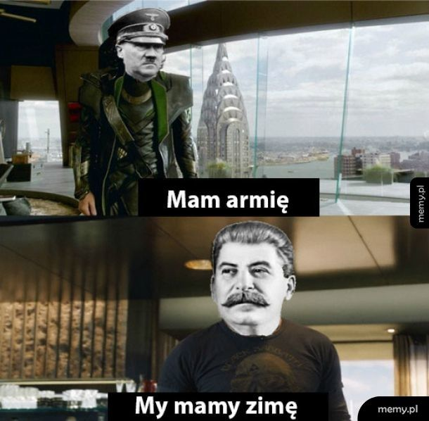 Hitler vs Stalin