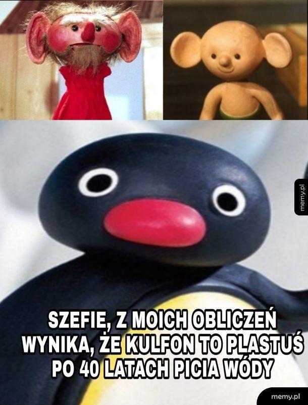 Kowalski! Analiza!