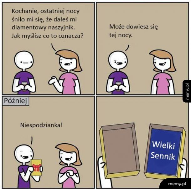 Kochanie co to znaczy