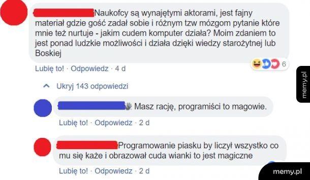 Programiści to magowie