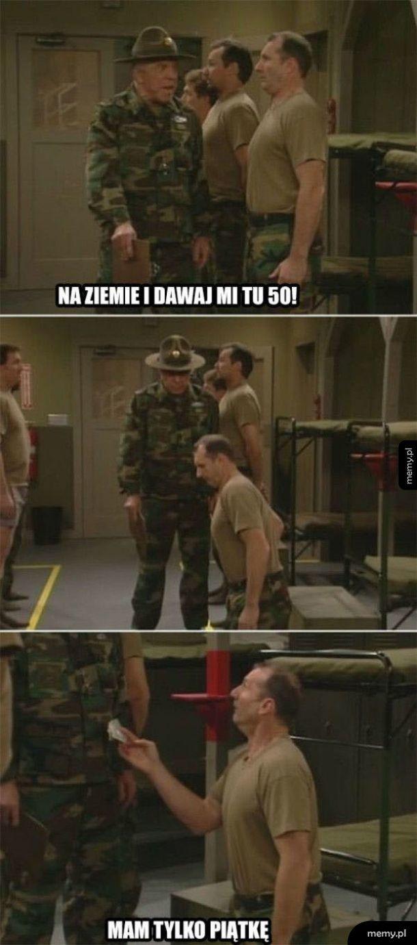 Bundy w wojsku