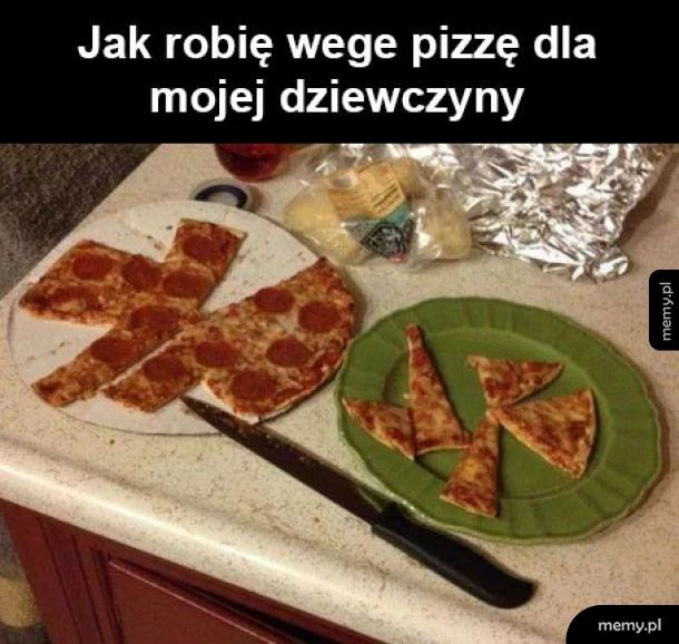 Wege pizza