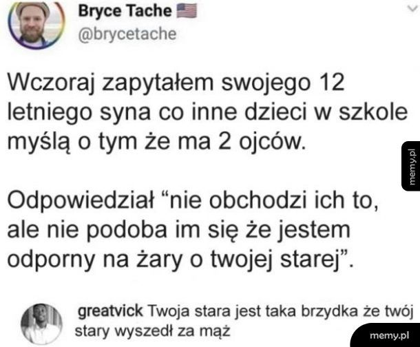 Gender vs twoja stara