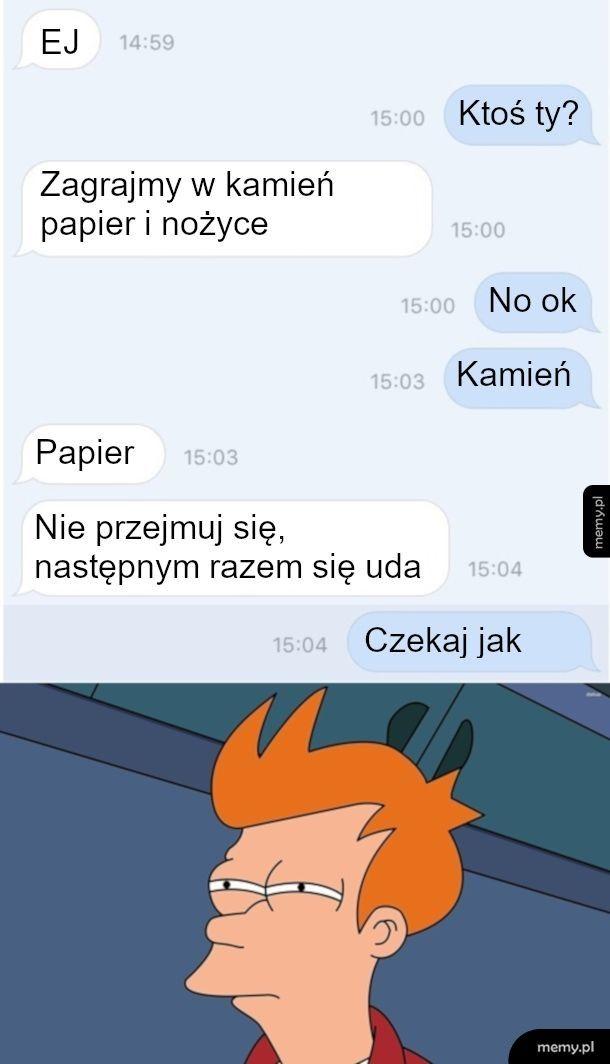 Taka rozmowa