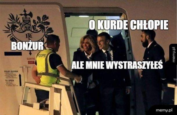 ,, Bonżur