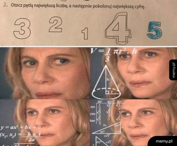 Matematyka w podstawówce