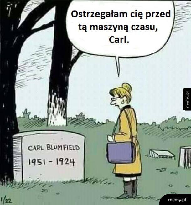 Oh, Carl