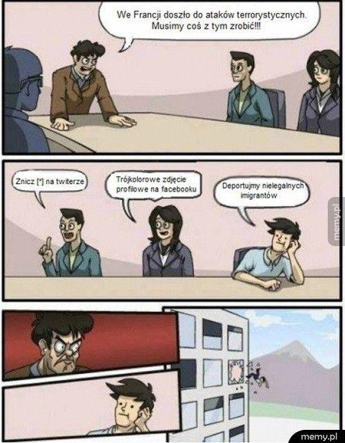 UE podczas posiedzenia po atakach terrorystycznych...
