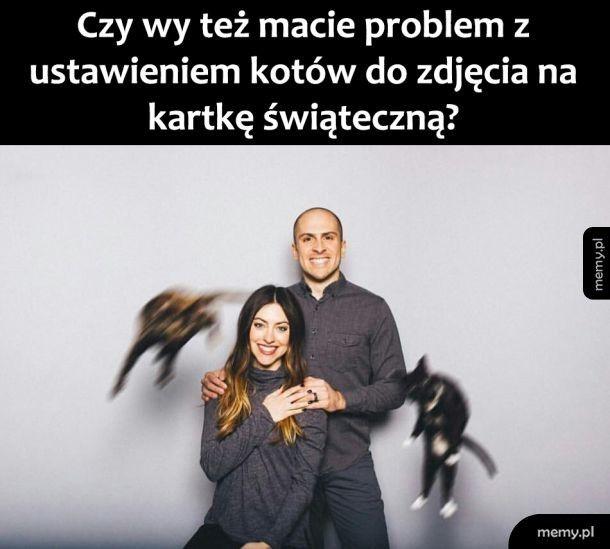 Macie problem?