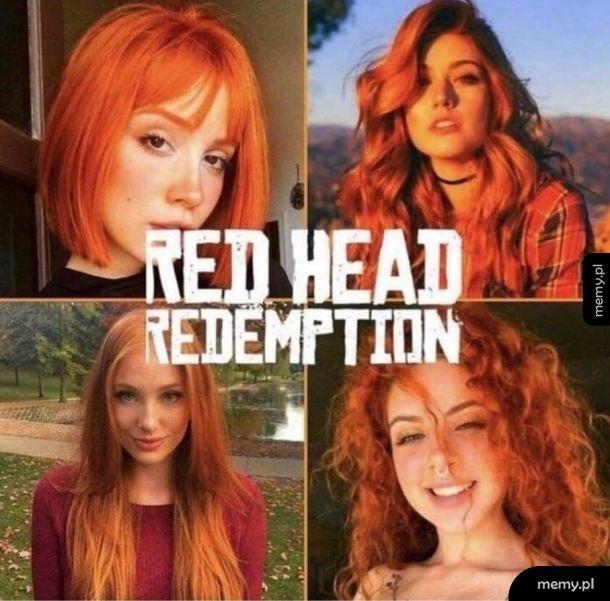 Red Head Redemption